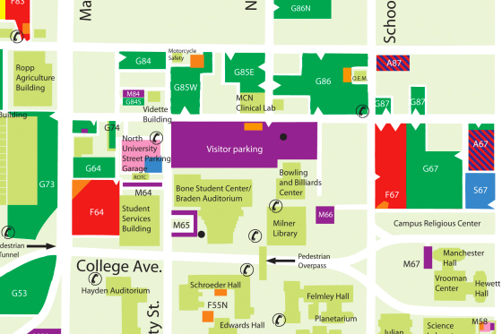 Illinois College Campus Map.More Maps Maps Illinois State