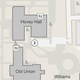 Accessibility   Illinois State University Campus Map on